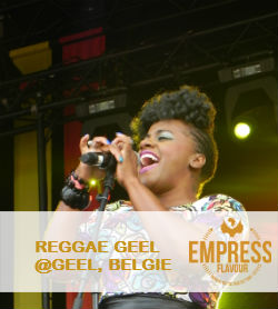 REGGAE GEEL Front