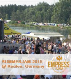 Summerjam 2015 Front